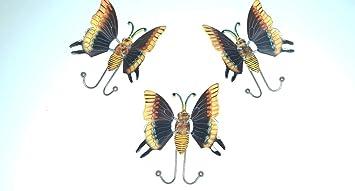 3 pieza gancho mariposa sombrero Ganchos cintura ...