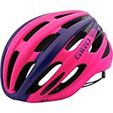 Giro Saga Cycling Helmet - Women's Matte Bright Pink Small