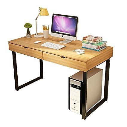 ahhc Inc ordenador escritorio oficina en casa estudio mesa de ...