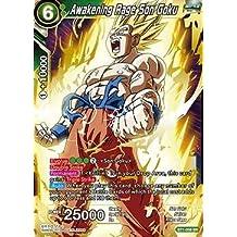 Dragon Ball Super TCG - Awakening Rage Son Goku - Series 1 Booster Galactic Battle - (Series 1 Booster: Galactic Battle) - BT1-059
