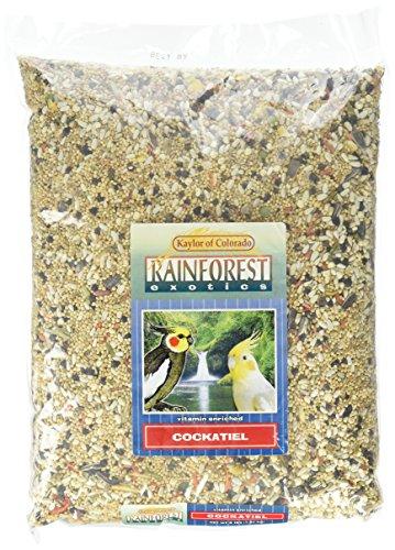 Rainforest Exotics Kaylor-Made Vitamin Enriched Cockatiel Food