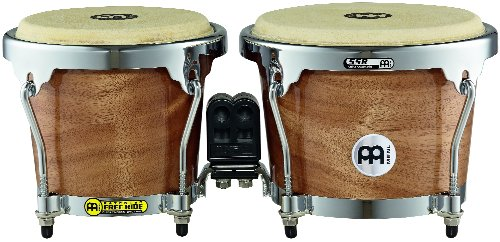 - Meinl Percussion MB400CHE RAPC (Radial 5 Ply Construction) Wooden Bongos 6 3/4-Inch and 8-Inch, High Gloss Cherry