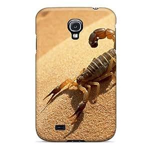 Galaxy S4 Case Bumper Tpu Skin Cover For Scorpion Accessories