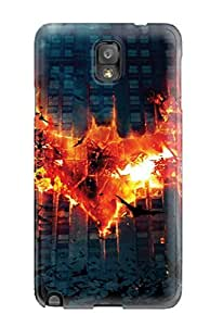 High-quality Durability Case For Galaxy Note 3(batman Dark Knight Trilogy)
