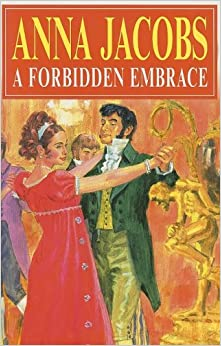 A Forbidden Embrace (Severn House Large Print)