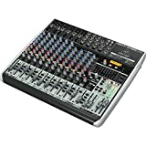 Behringer XENYX QX1832USB | Premium 18 Input USB Audio Interface Mixer