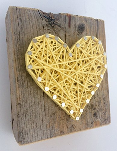 sweet-and-small-wooden-rustic-yellow-string-art-heart-block-a-unique-gift-for-weddings-anniversaries