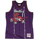 Tracy McGrady Toronto Raptors Mitchell & Ness Swingman Jersey Purple