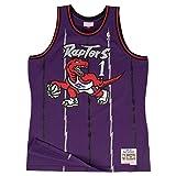 Tracy McGrady Toronto Raptors Mitchell & Ness Swingman Jersey Purple (X-Large)