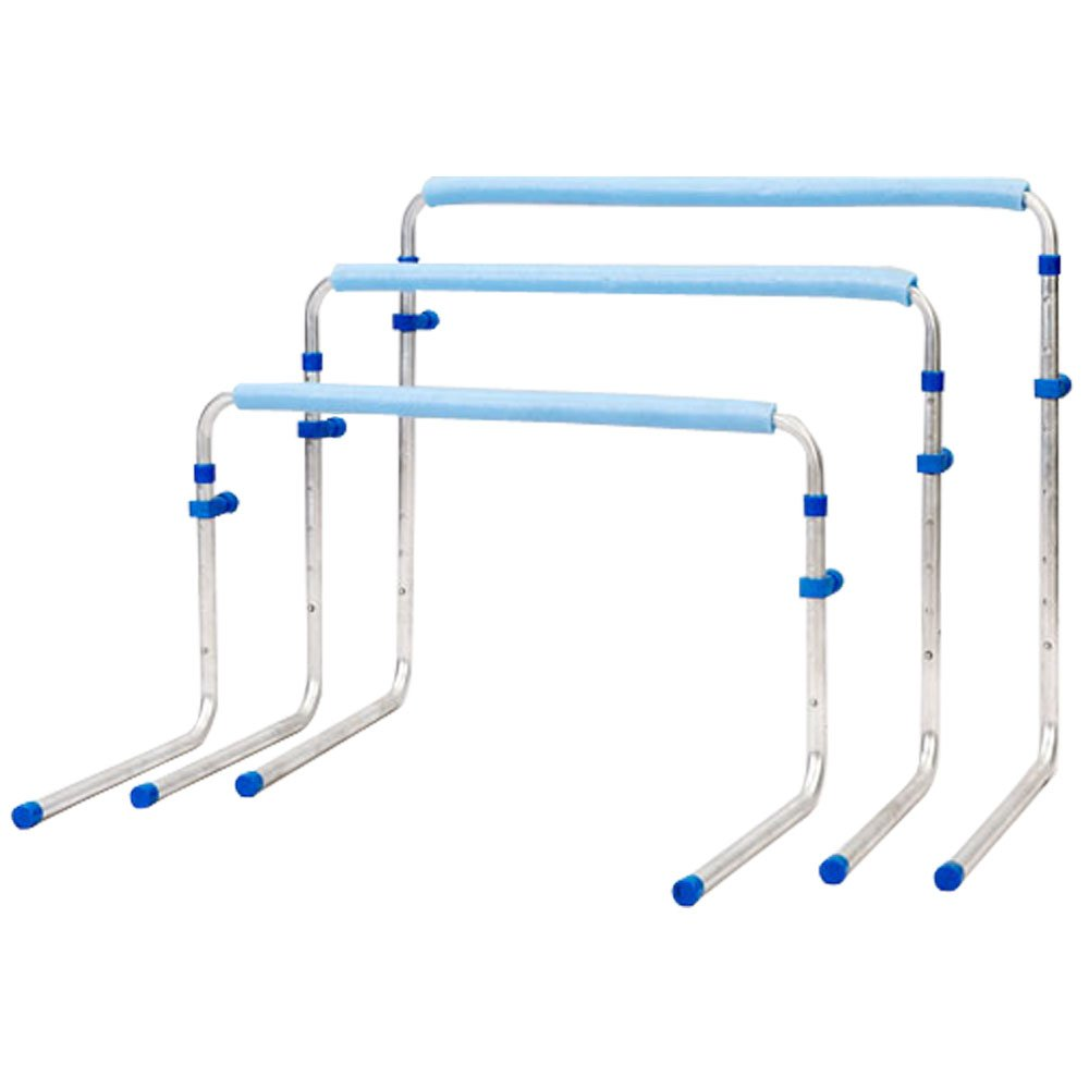 Amber Athletic Gear Self Return Hurdle (Set of 3) Mini 16 to 24 High, Midi 24 to 34' High, Maxi 26 to 42 High
