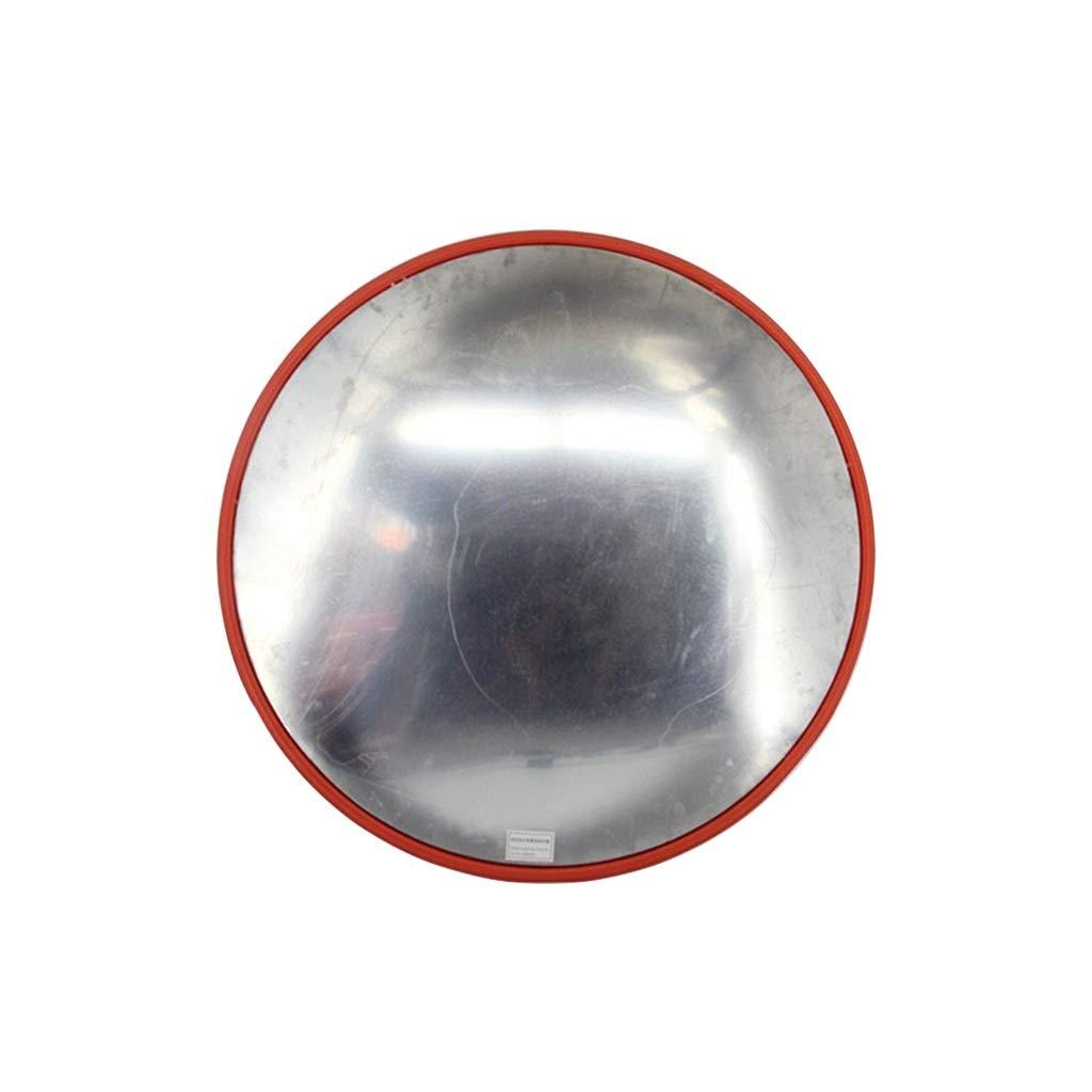 安全ミラー 広角ミラー アクリル 凸面鏡 230度の視野角 調整可能 PCソフトミラー 交通安全および店の安全のため (Size : A60cm) A60cm  B07S34TQVF