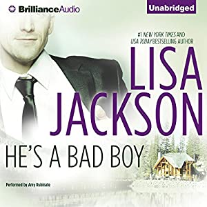 He's a Bad Boy Audiobook