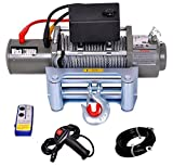PROGEN SUPER HEAVY DUTY 13000LBS ELECTRIC WIRELESS REMOTE INDUSTRY ELECTRIC WINCH