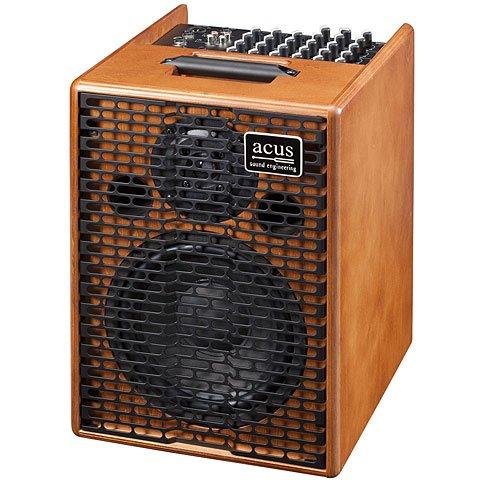 Acus One 8 Wood · Akustikgitarren-Verstärker
