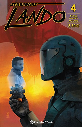 Descargar Libro Star Wars Lando 3 Alex Maleev