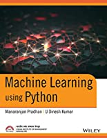 Machine Learning using Python Front Cover