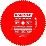 """New Freud D1472cf 14"""" Inch X 72 Tooth Ferrous Metal Cutting Circular Saw Blade"""""""