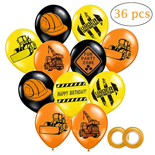 Home & Garden Festive & Party Supplies Dependable Hot Sale 50pieces 12 Inch Round Black Latex Balloon Halloween Birthday Party Balloon Wedding Decoration Toys Orange And Black