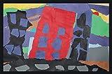 "Pacon 67304 Spectra ArtKraft Duo-Finish Paper, 48 lbs., 48"" x 200 ft, Black"