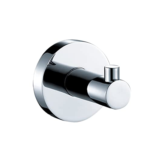 goldiden único ducha gancho baño toalla ropa perchero latón ...
