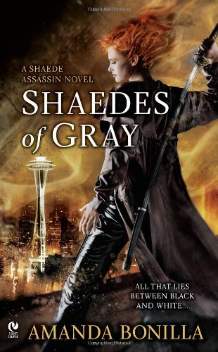 book cover of Shaedes of Gray