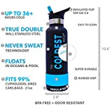 The Coldest Sports Water Bottle Vacuum Insulated