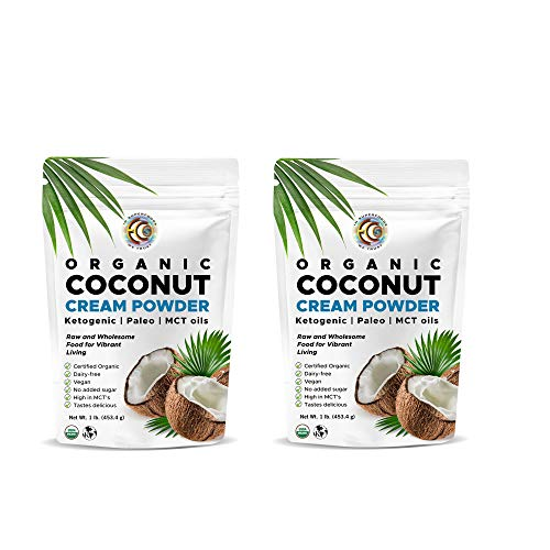 Organic Premium Coconut Powdered Dehydrated