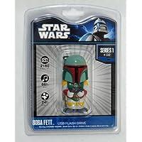 Unidad USB Star Wars 4 Gig - Boba Fett