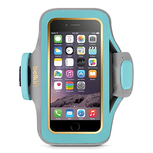 Belkin Slim Fit Armband iPhone Turquoise