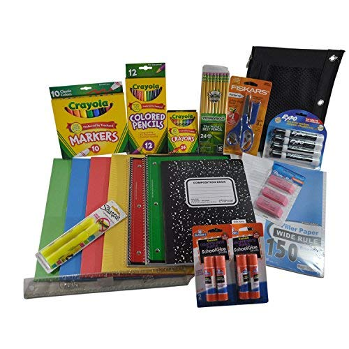 Back to School Pack Bundle Third Grade, Fourth Grade and Fifth Grade 3-5