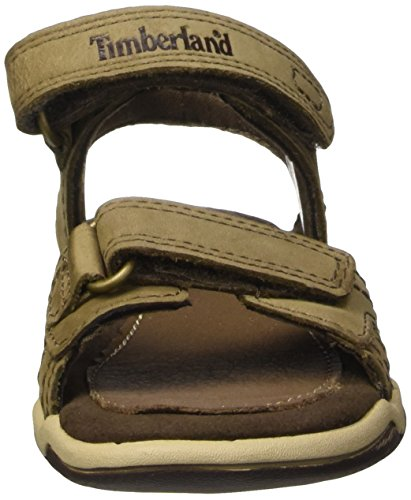 greige 2strap Oak Timberland Beige Sandales Mixte Bluffs Enfant Leather 8HwWWPnqv