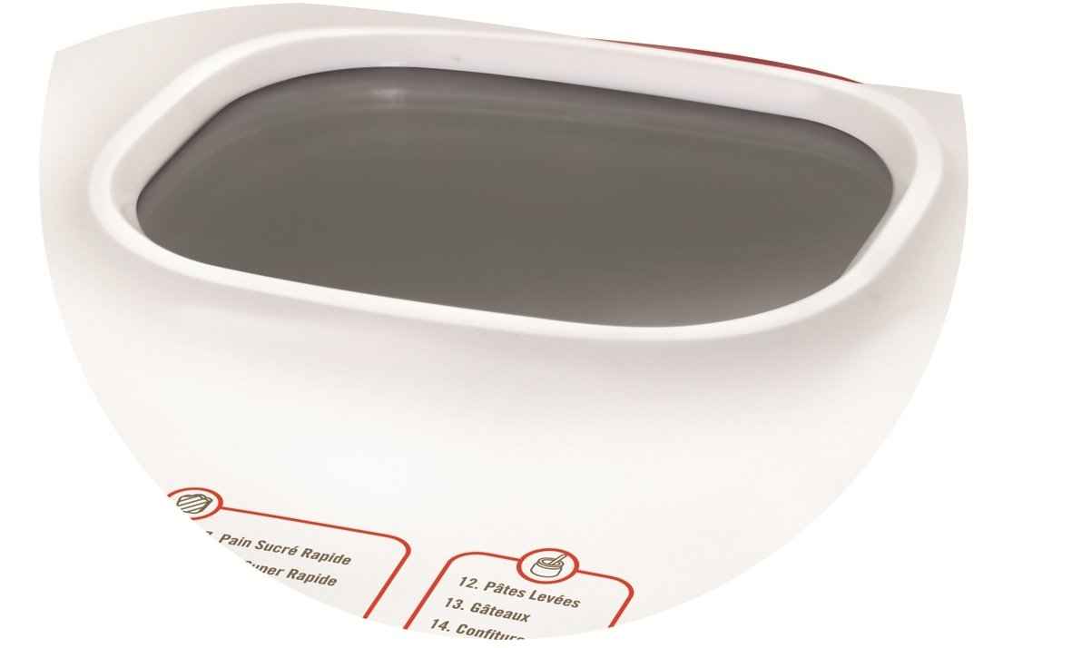 Moulinex OW3101 Uno - Máquina para hacer pan