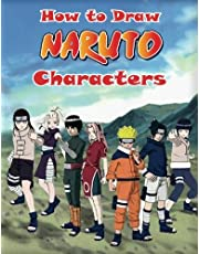 How to Draw Naruto Characters: Naruto Drawing for Beginners