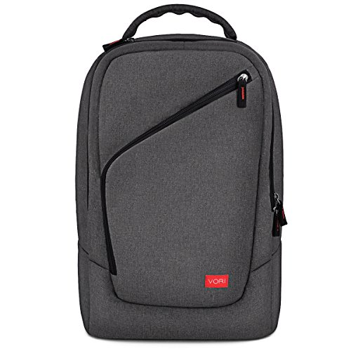 - VORI Super Elite Player Backpack-Multifunction Outdoor Traveling Backpack for Nintendo Switch,Nintendo Labo Variety Kit, Joy-cons and Game Accessories/PC/Pad/e-book, Smoky Gray