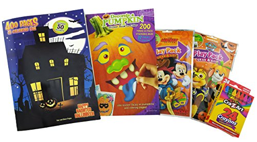 """Halloween Bundle Gift for Kids 