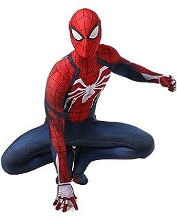 Morphsuits Spider-Man - Disfaz Oficial, color Azul/ Rojo, talla ...