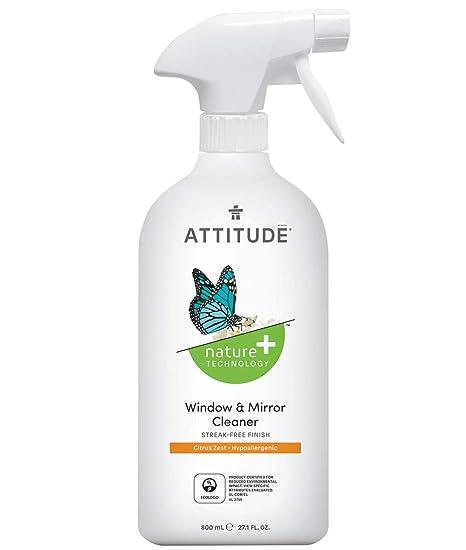 Actitud Surface Cleaner ventana y espejo 800ml: Amazon.es: Salud y ...