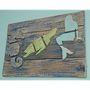 51bfk9R4bRL._SS300_ Seahorse Wall Art & Seahorse Wall Decor