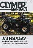 Kawasaki Bayou KLF220 & KLF250 1988-2011 (Clymer Motorcycle Repair)