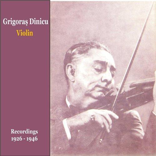 - Romanian Violin / Romanian Folk Music in 78 RPM / Recordings 1924-1946