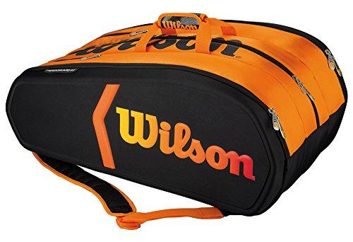 Wilson Burn Molded Racquet Bag (15-Pack) by Wilson