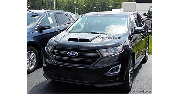 Amazon Com   Hood Scoop For Ford Edge By Mrhoodscoop Unpainted Hs Automotive