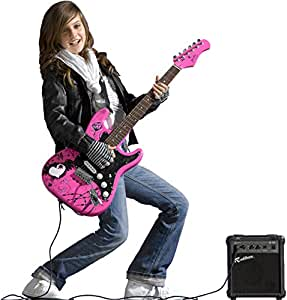 Jaxville ST1PPPK Pack de Guitarra Electrica