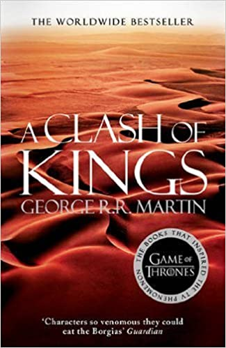 A Clash of Kings (A Song of Ice and Fire, Book 2) by George R. R. Martin (2014-03-27)