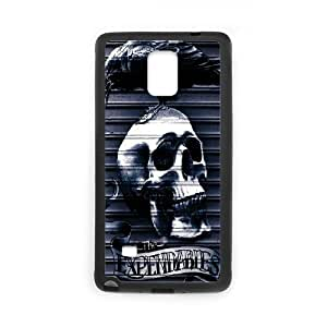 The Expendables For Samsung Galaxy Note4 N9108 Csae protection phone Case ST9172941
