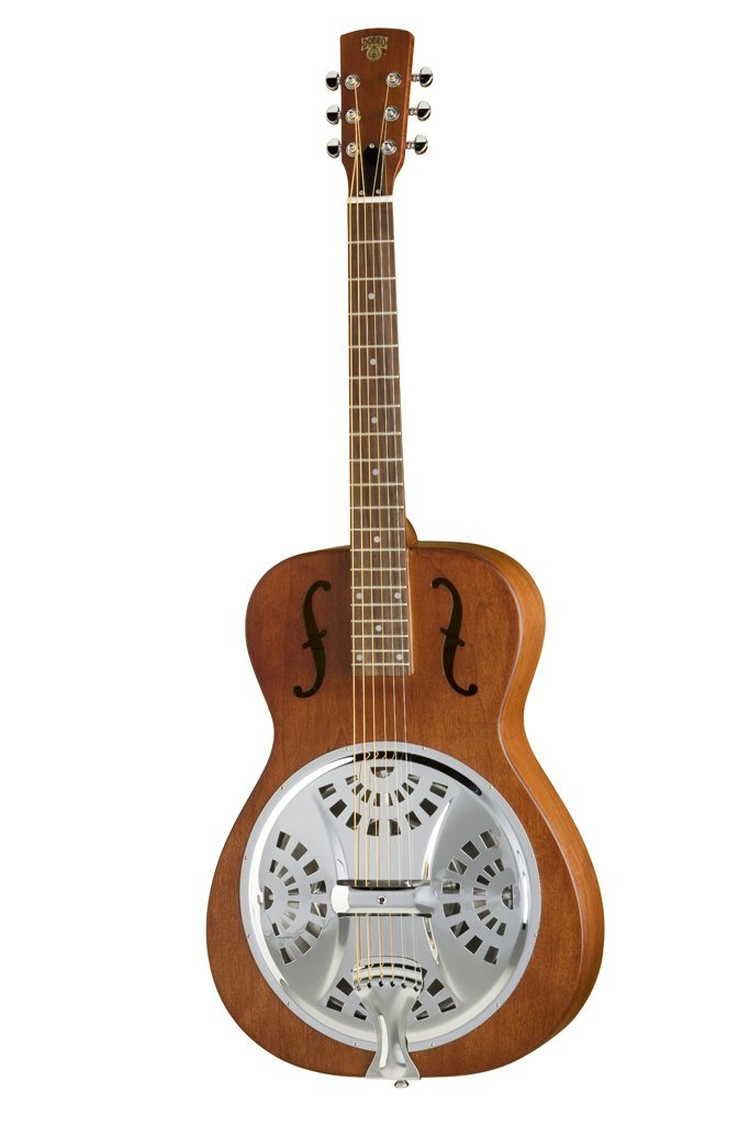 Epiphone Dobro Hound Dog Round Neck Resonator Guitar DWHOUNDRN
