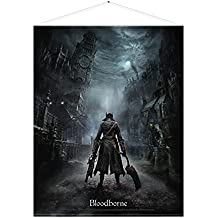 Gaya Entertainment Bloodborne Wallscroll Night Street 100 x 77 cm Posters