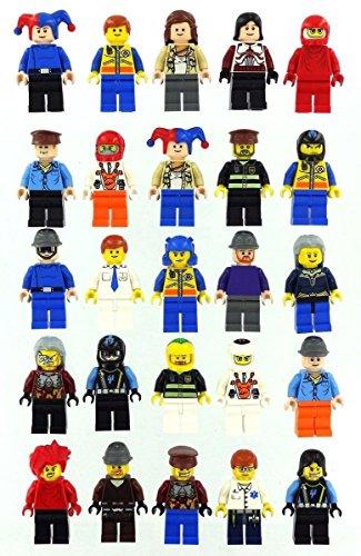 Random Minifigures Figures People Minifigs