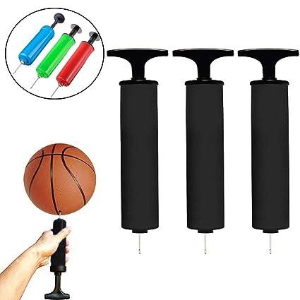 Bicycle Air Pump Ball Balloon Air Pump Soccer Basketball Inflator Needle Pump