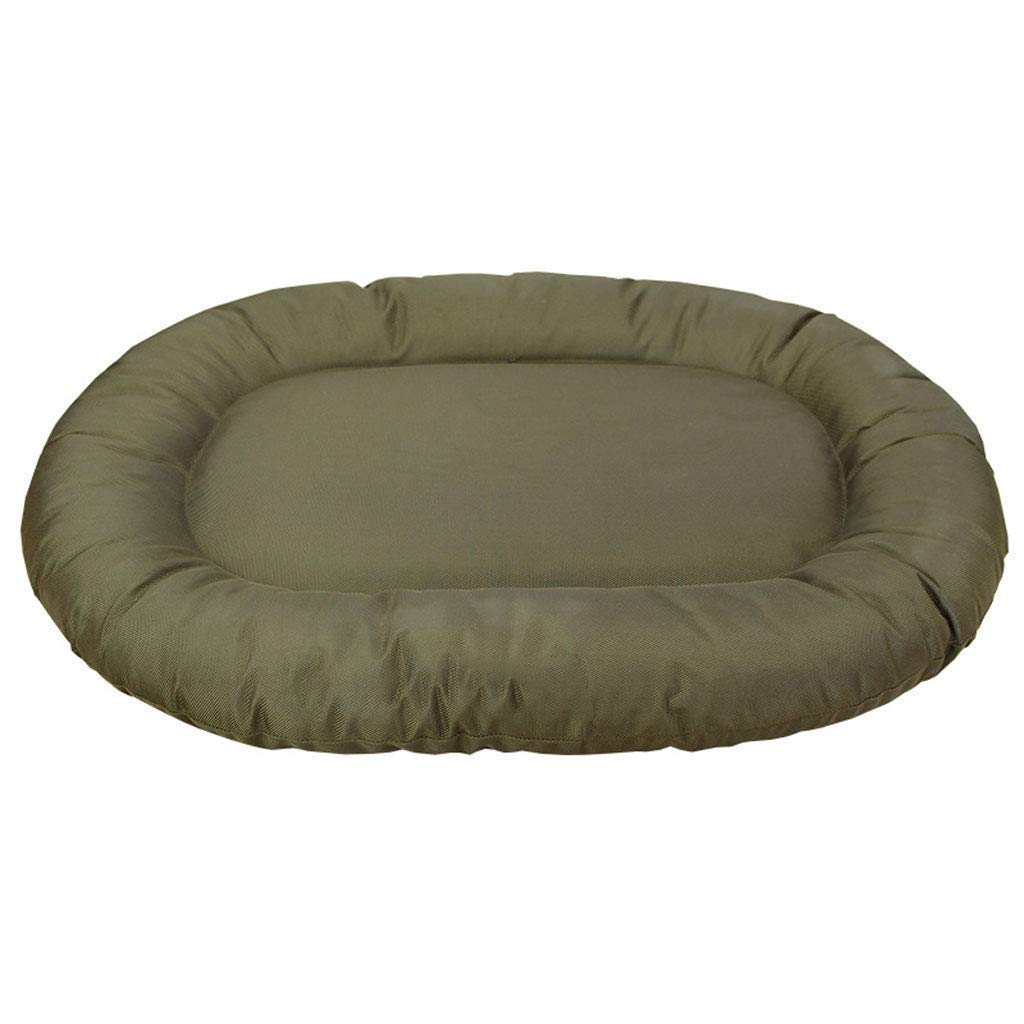 LC-Kwn Pet Nest-Padded Orthopedic Dog Bed/Pet Bed, Washable Cover (Color : Green, Size : L) by LC-Kwn